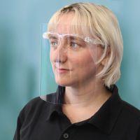 Gesichtsschutzbrillen mit Visier CV12