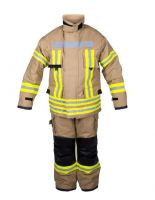 Feuerwehr Überjacke Desert Guard EN 469:2005