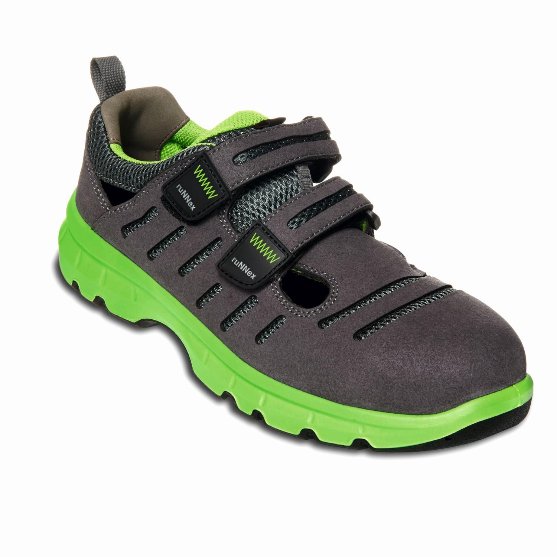 Runnex LightStar 5121 S1 Sicherheitsschuhe Arbeitsschuhe Schuhe Restposten