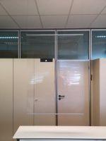 Hustenniesschutz / Hygienewand zum Aufhängen