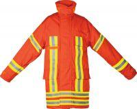 Feuerwehr Überjacke EN 469:2005 orange