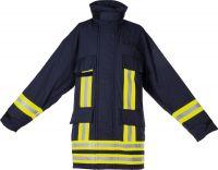 Feuerwehr Überjacke EN 469:2005 dunkelblau