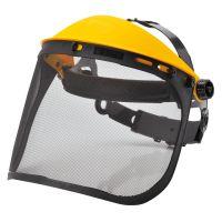 Kopfhalter mit Gitter-Visier PW93