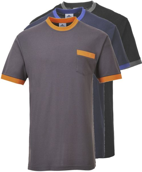 Portwest Texo Kontrast T-Shirt TX22