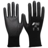 Nylon-PU-Handschuh 6215