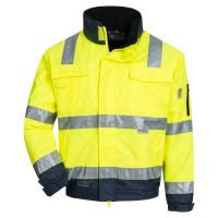 MOTION TEX VIZ PLUS Warnschutz-Pilotenjacke
