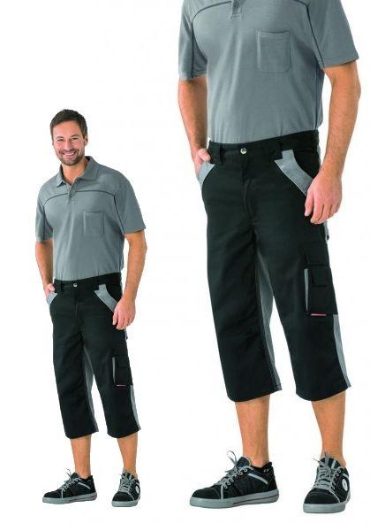 Arbeitskleidung und Arbeitsschuhe in Übergröße