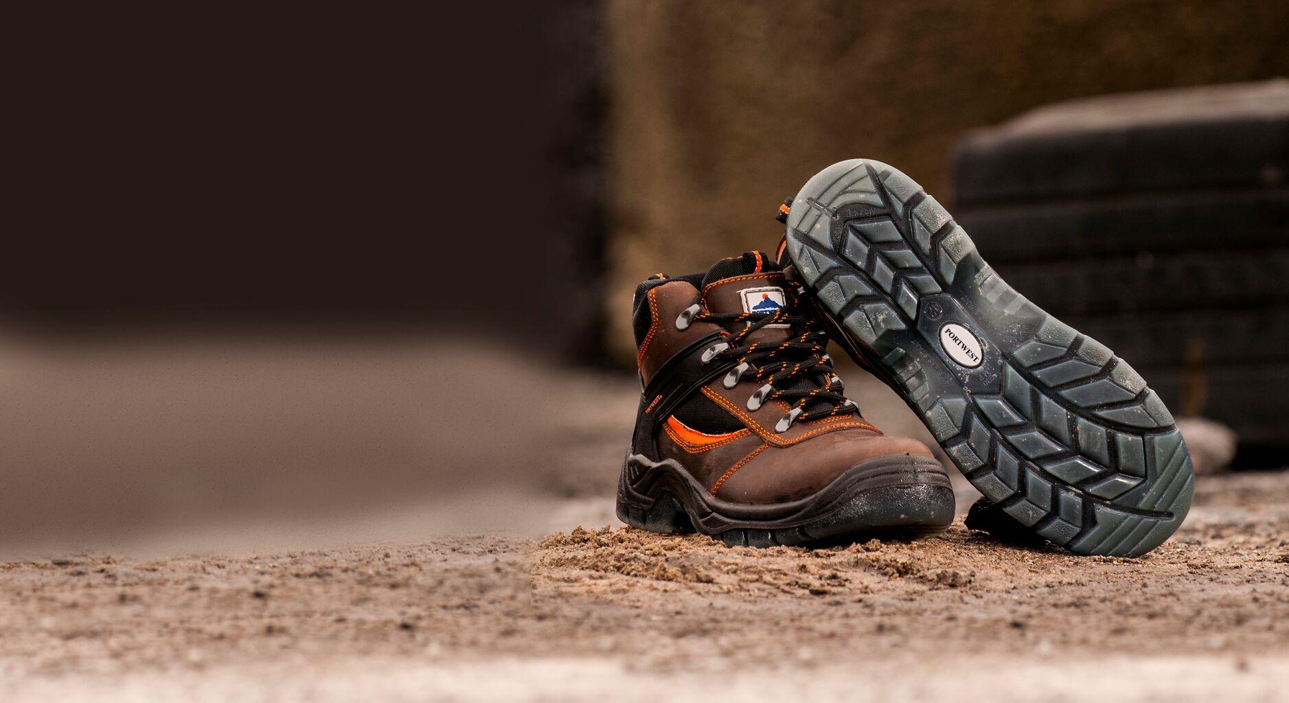 sports shoes 2e178 6e0ad Ratgeber Sicherheitsschuhe S1 | S2 | S3 | S4 | S5 | ESD | inba