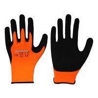 Nylon-Feinstrick Handschuh mit Mikro-Schaum Latex Beschichtung