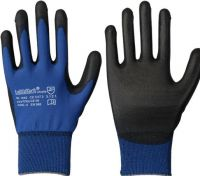 Ultra-Lite Nylon-Feinstrick Handschuh PU-Beschichtung