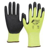 Nitrilbeschichteter Handschuh NEON 3515