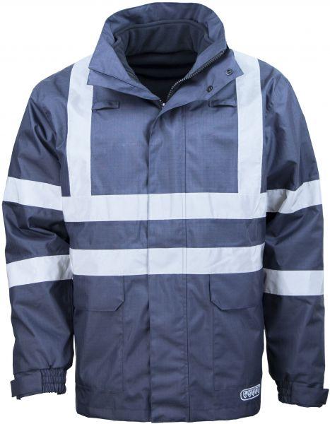 Multinorm Wetterschutz- und Flammschutzjacke